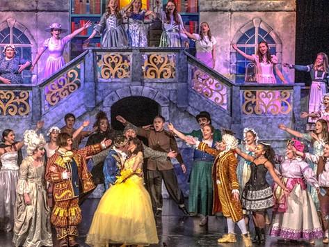 The Performing Arts at IHA + Spring Musical Mamma Mia!