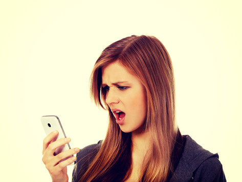 The Dangers of Texting – Would You Say That To Her Face? By Fern Weis, Parent + Family Recovery Coac