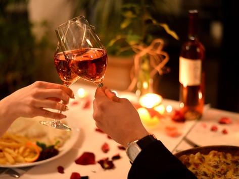 Valentine's Day Dinner at the Historic Brick House Restaurant in Wyckoff, NJ