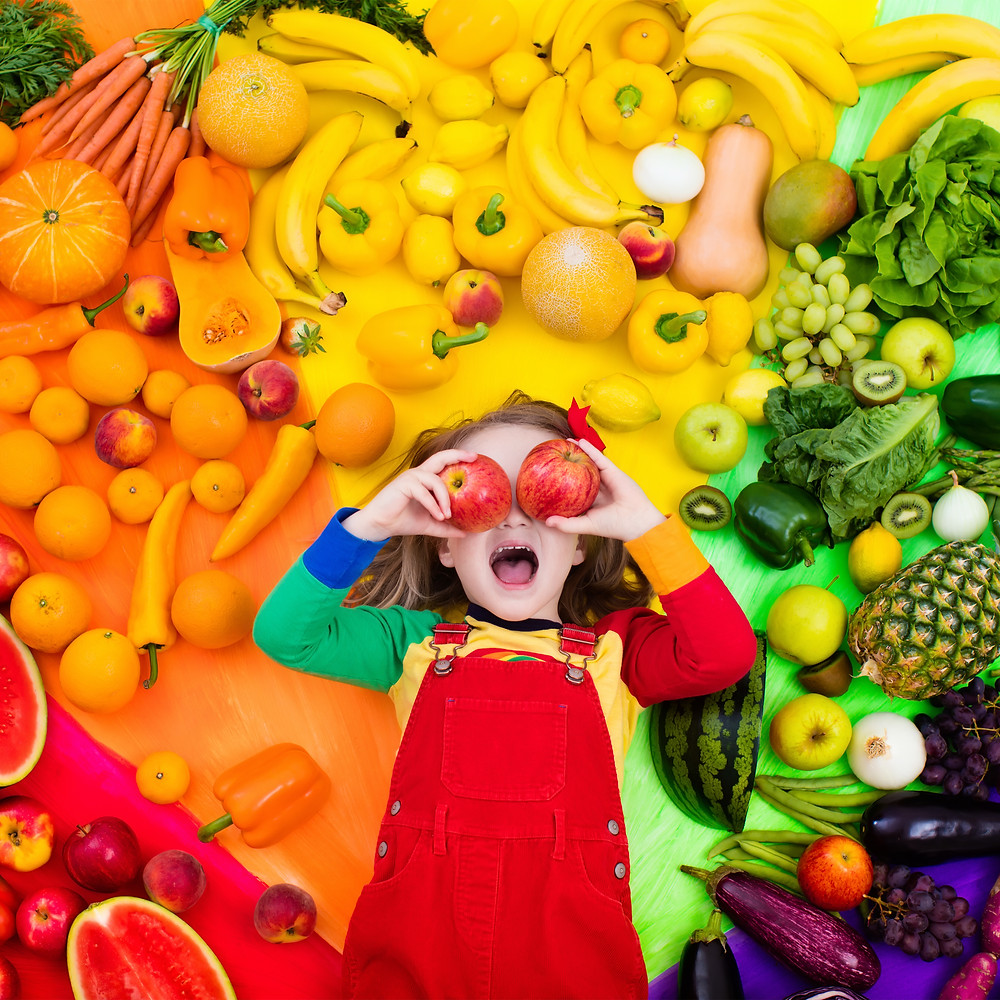 Count Colors Instead of Calories by Amara Wagner, Integrative Health Coach, Ridgewood Moms