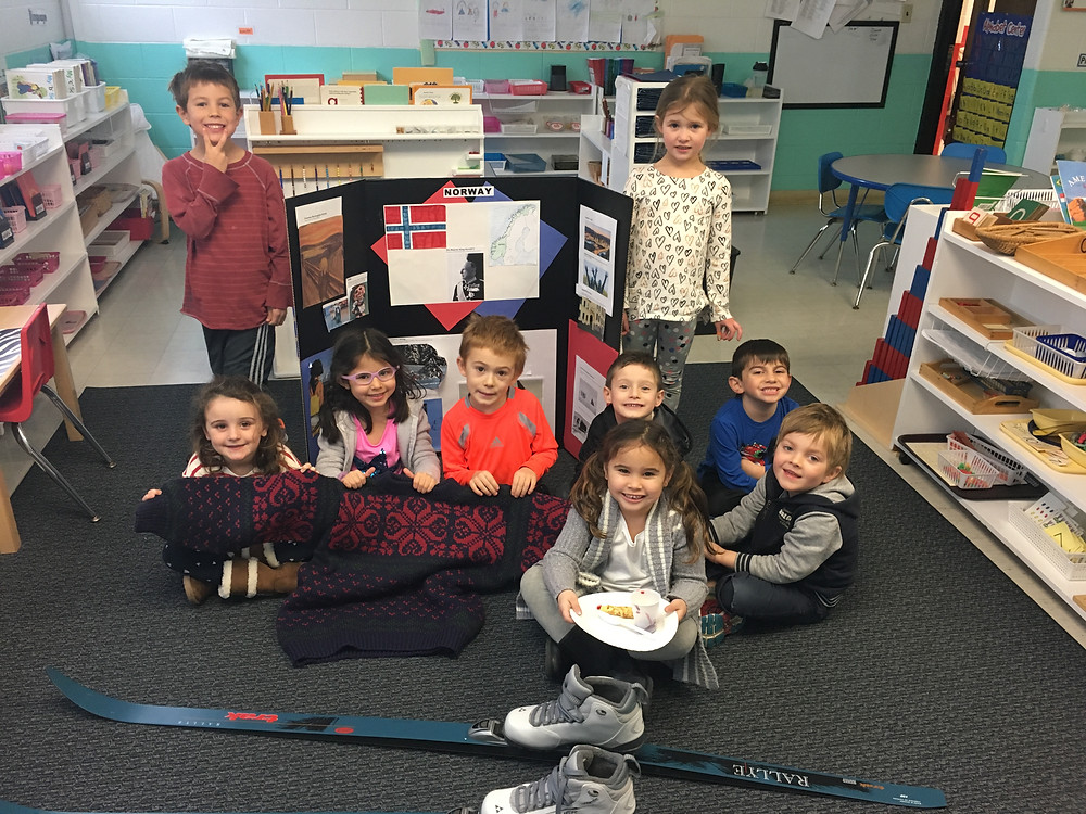 Montessori Learning Center in Ridgewood, NJ