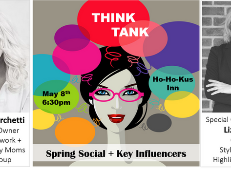 PowHER Network Event May 8th | Think Tank : Spring Social + Key Influencers