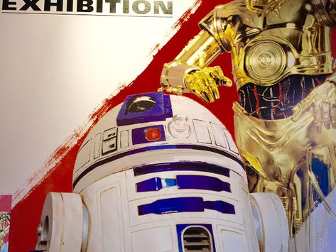 Visit the Star Wars Exhibit - and the Power of Costume