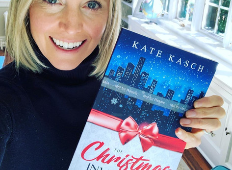 The Christmas Invitation by Kate Kasch