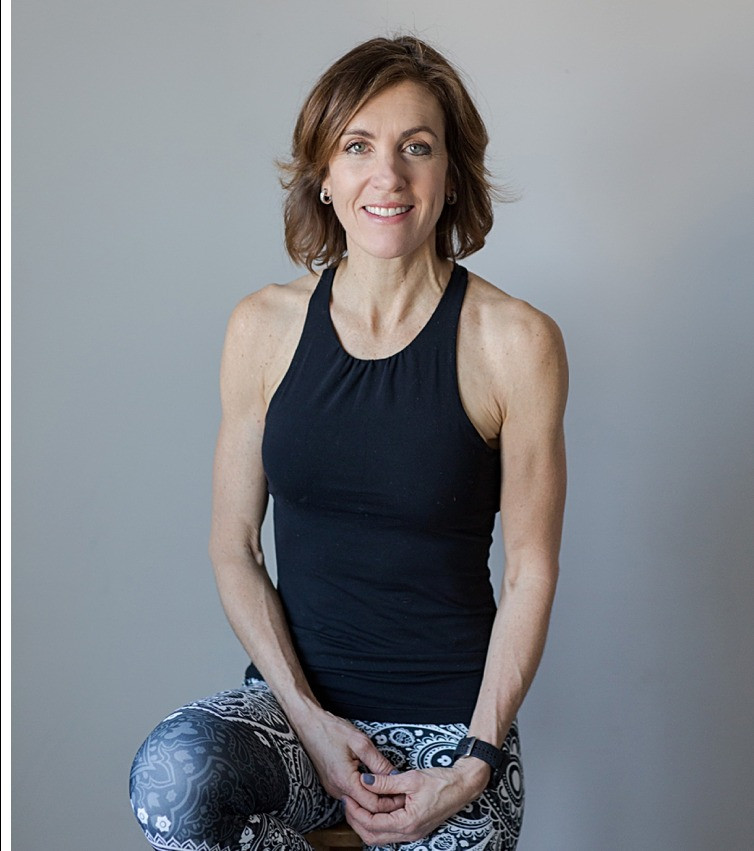 Stacy Geant Hughes, Certified Pilates Instructor, Certified Pink Ribbon Program specializing in post breast cancer surgery rehabilitation, Owner of Core Value Pilates, LLC