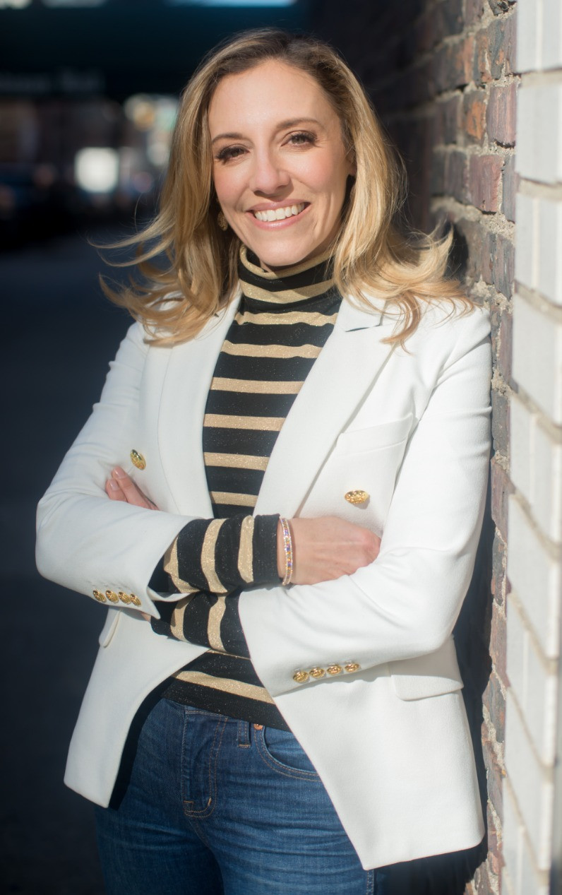 Kristin O'Keeffe Merrick is a money expert and financial advisor at her family-run firm, O'Keeffe Financial Partners, in Fairfield, NJ, Bergen County Moms