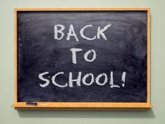 Back To School Monday, January 2, 2017
