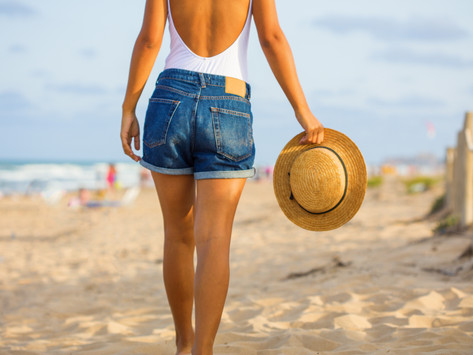 The Secret to Summer Legs Starts in the Spring by Kristen Socha, MS, PA-C