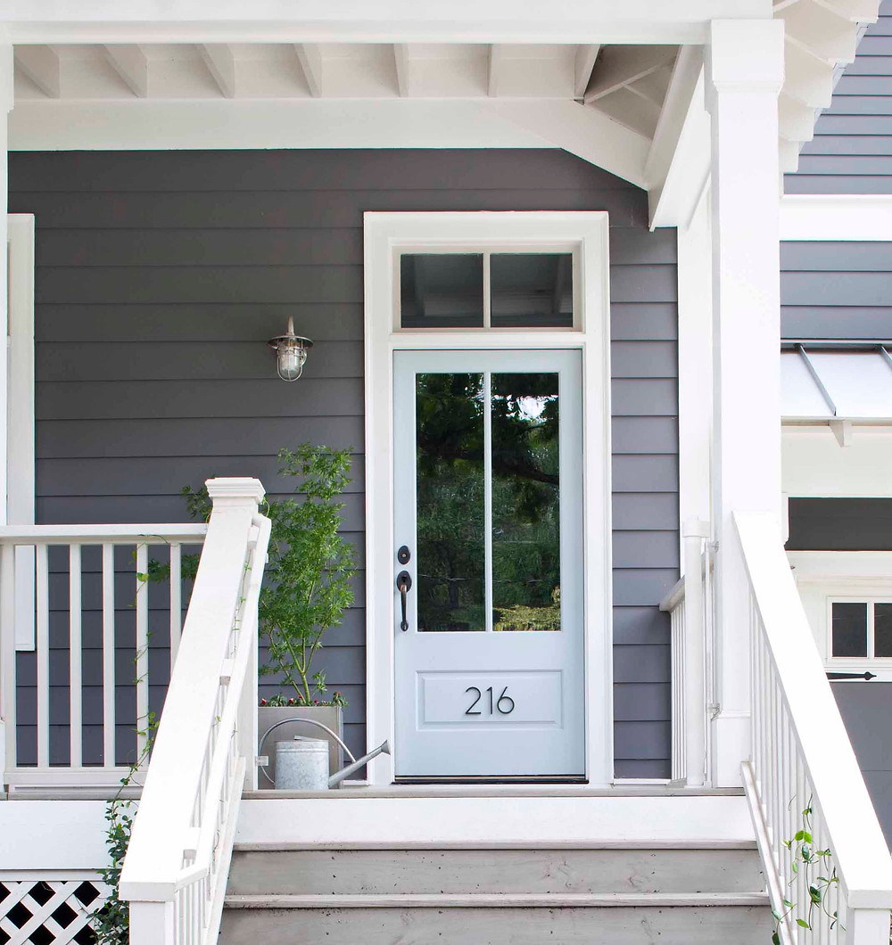 Front Door Color: What It Can Say About You by Luly Bestard Melarti, Ridgewood Moms