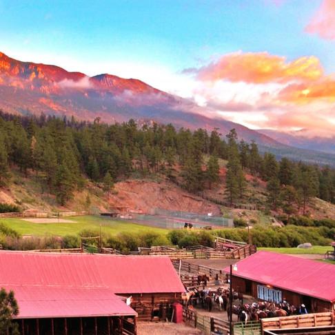 6 Incredible USA Resorts: #2 Lost Valley Ranch in Sedalia, Colorado by Anna Fishman