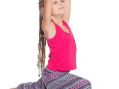 Yoga Class on Fridays