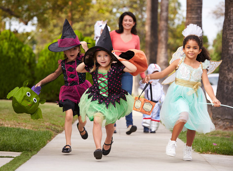 How Can I Safely Trick-or-Treat and Celebrate Halloween?