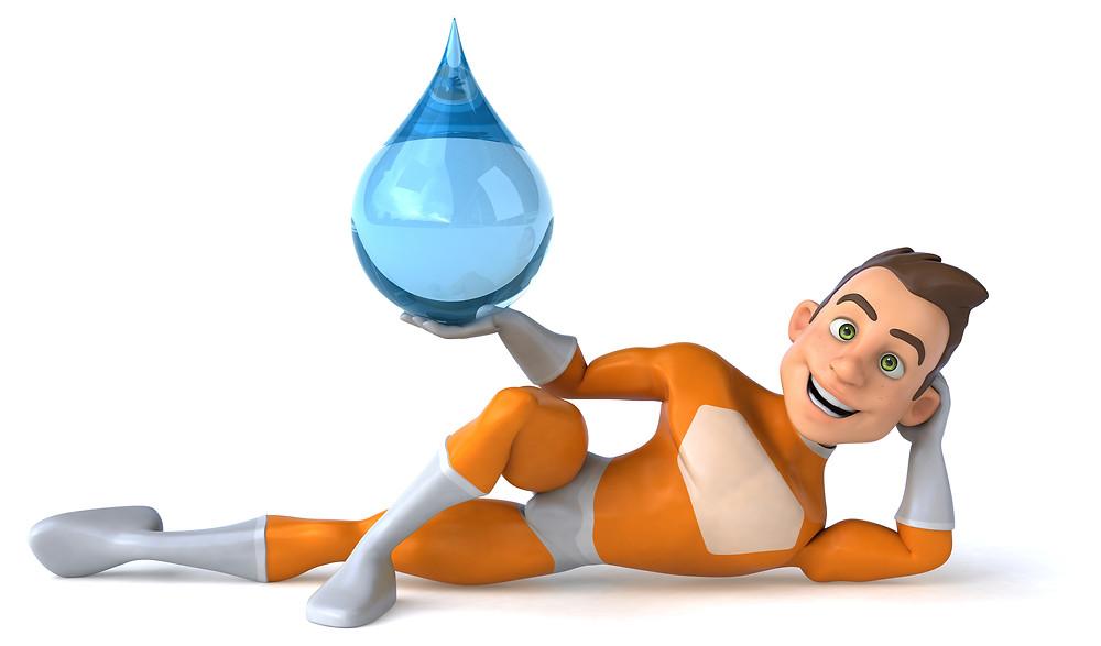 Water Villain Vs Water Hero by Cindy Dittfield, Ridgewood Moms