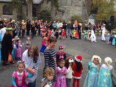 MLC Halloween Parade
