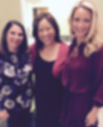 Dr. Stephanie Strozuk, Cindy Hsu, Jennifer Marchetti, Ridgewood Moms, PowHER Network, #PowHER