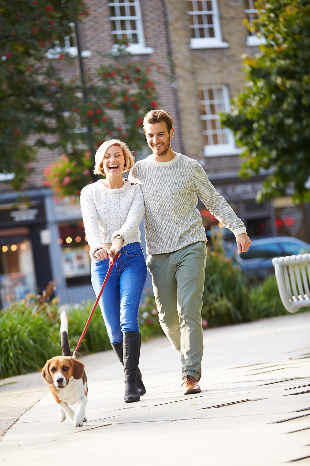 Socialize and Enjoy a Walk with Your Dog by Dorice Stancher, MBA, CPDT-KA, Ridgewood Moms