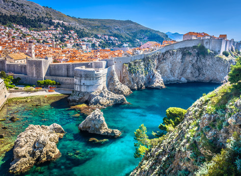 Croatia Opens to Tourists by Anna Fishman