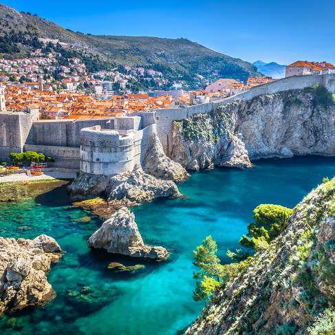 Croatia Opens to Tourists by Anna Fishman