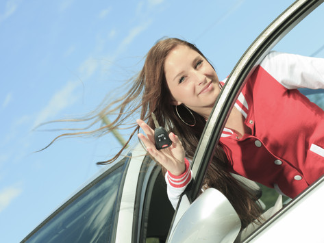 """""""I Demand That You Get Me a Car!"""" Dealing Reasonably with an Unreasonable Teen by Fern Weis, Parent"""