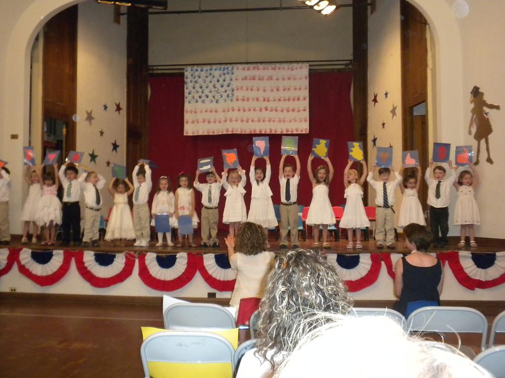 Annual Sing, Montessori Learning Center Ridgewood