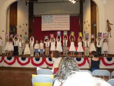 Annual Sing: June 3, 2015