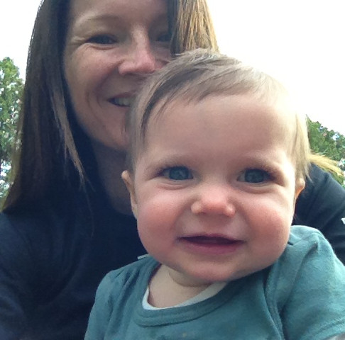 Fit Mom, Happy Mom by Lauren Dell 'Olio