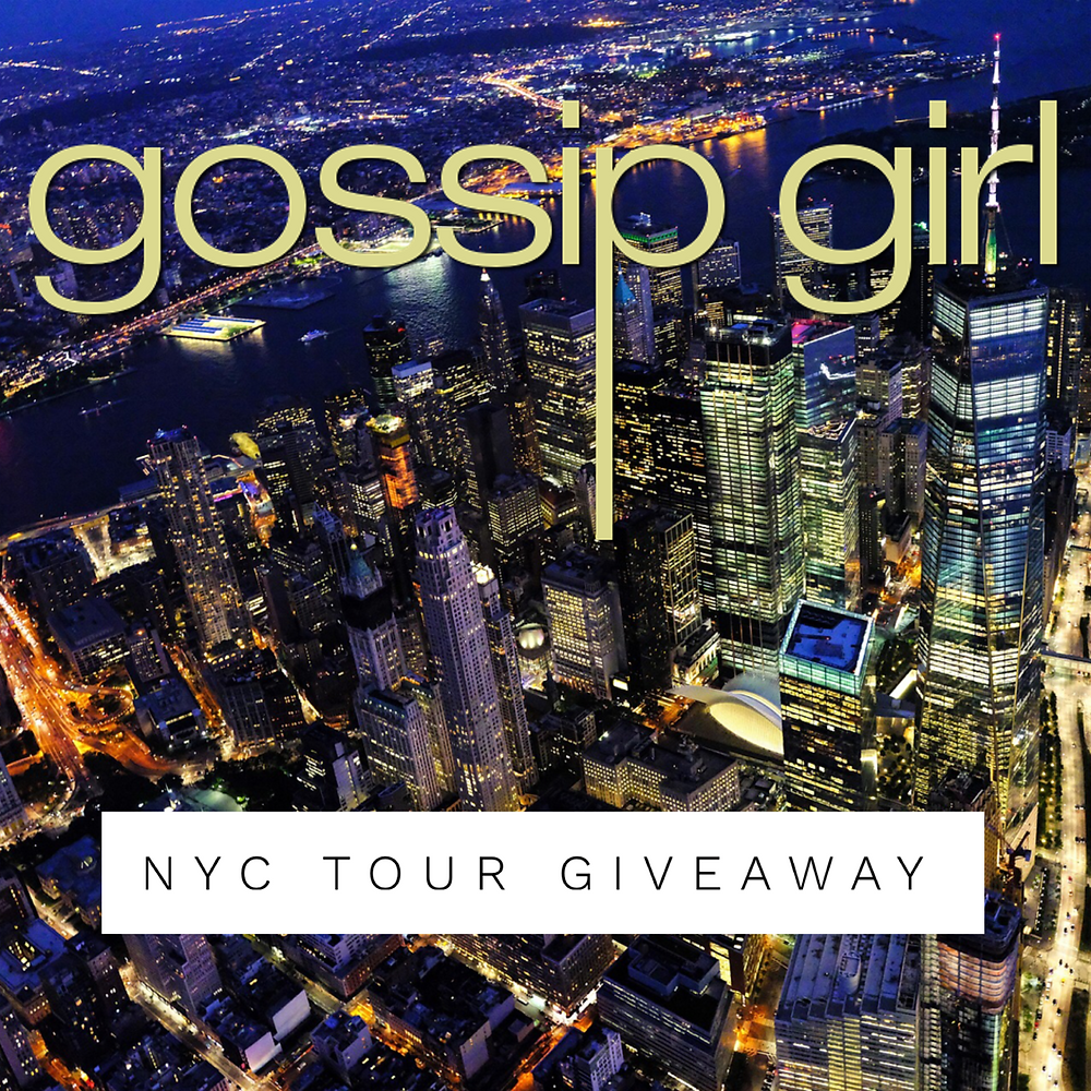 Gossip Girl Sites NYC Tour Giveaway, Bergen County Moms