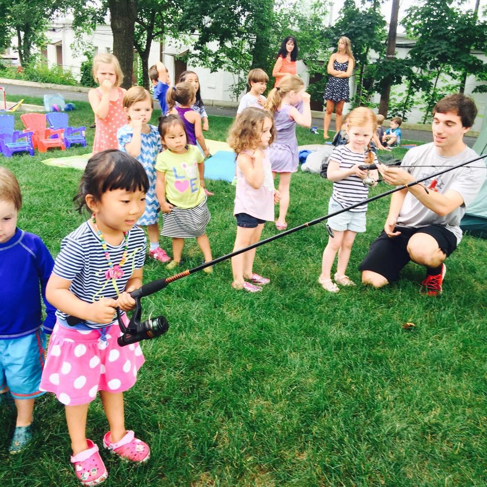 2016 Summer Camp, Montessori Learning Center