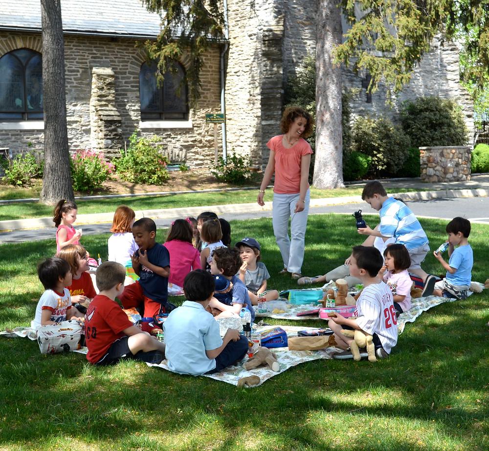 Visit Montessori Learning Center in Ridgewood, Bergen County Moms