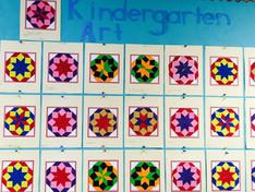 Kindergarten - Art & Cultural Program