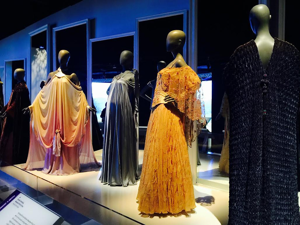 Star Wars - and the Power of Costume Exhibition, Ridgewood Moms