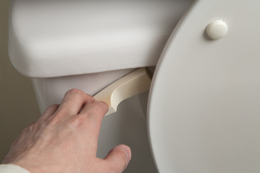 Water Efficiency Technology - Someone Please Shake the Handle by Cindy Dittfield, Ridgewood Moms