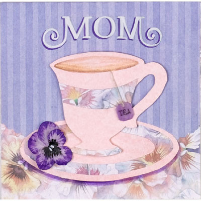 Mother's Day Tea at Montessori Learning Center