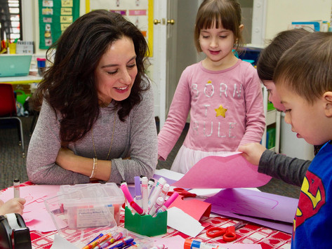 Saddle River Day School Announces NEW PreK-3 Class for 2021-2022 School Year + Open House