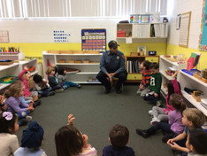 Occupation Week: Officer DiBenedetto from the Ridgewood Police Department