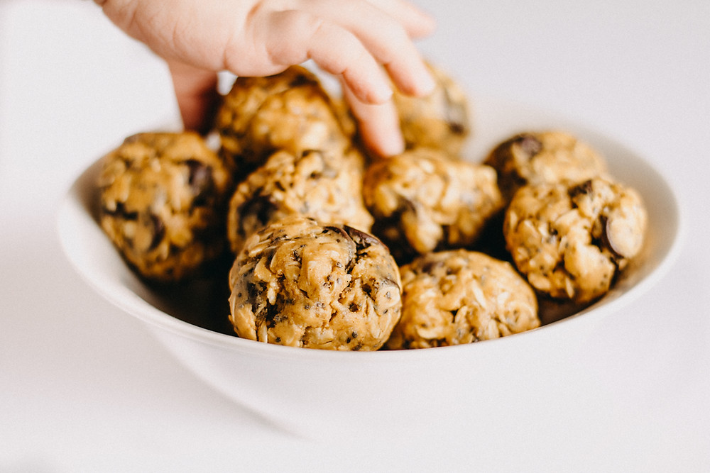 E-Z Make Cookies by Stacey Antine, MS, RDN, Bergen County Moms