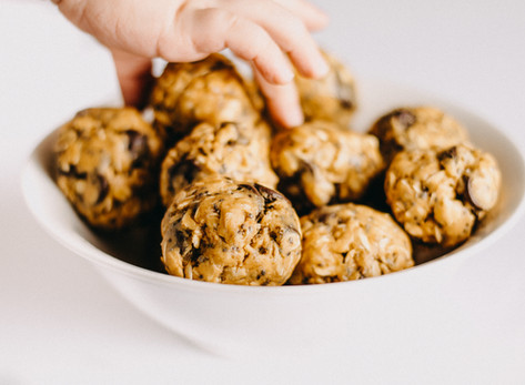 E-Z Make Cookies by Stacey Antine, MS, RDN