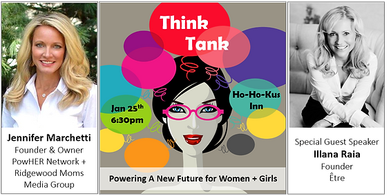 PowHER Network, Think Tank, Powering A New Future for Women + Girls