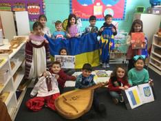 Kindergarten Visits Europe