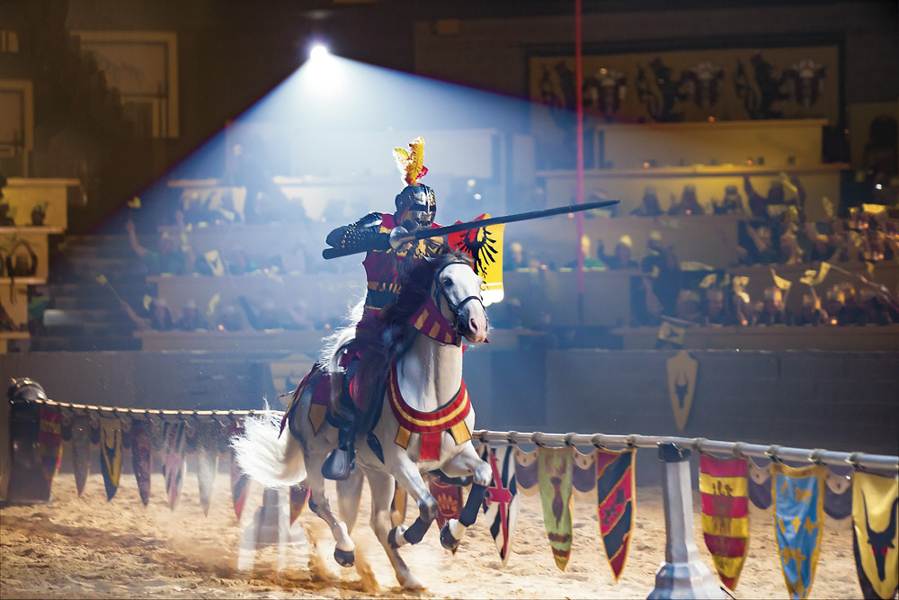 Medieval Times, Bergen County Moms