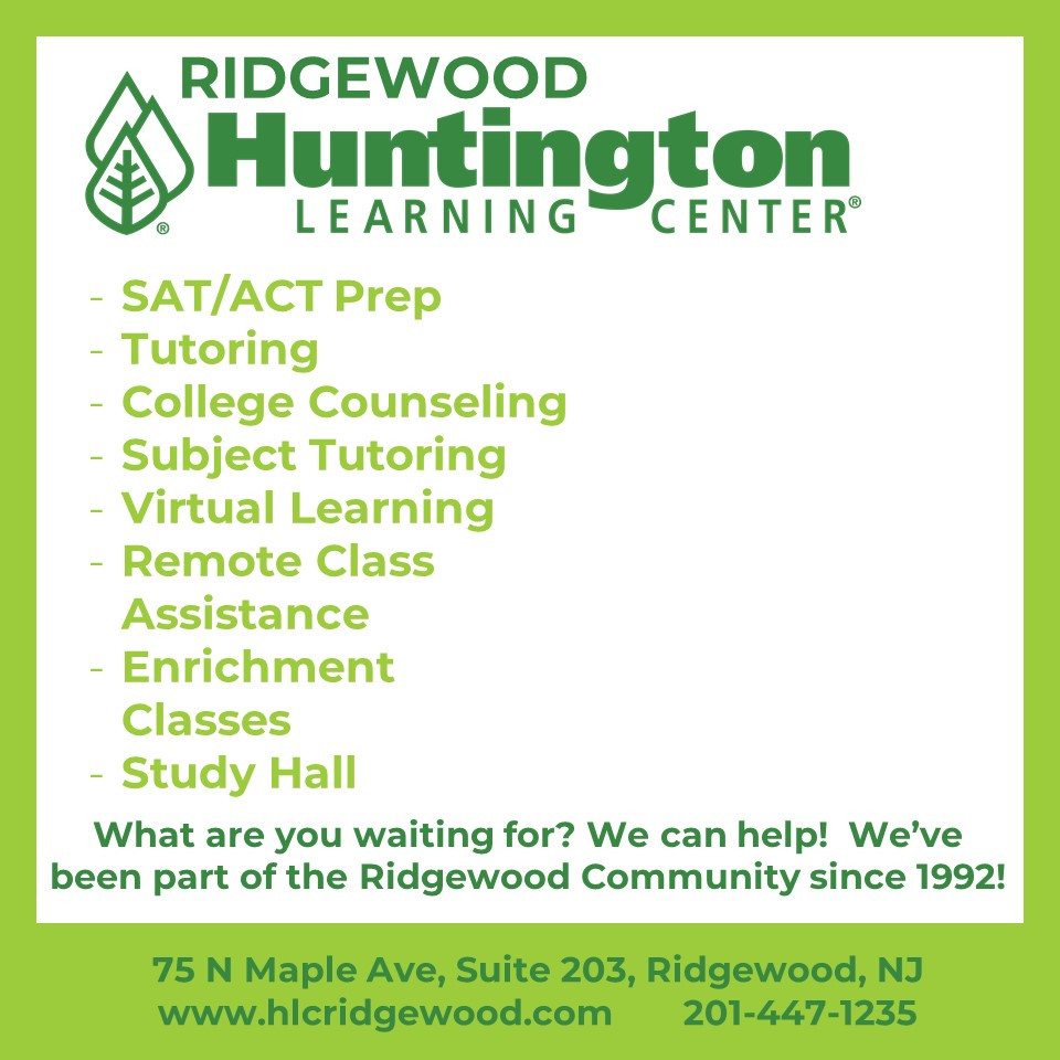 Ridgewood/Westwood Huntington Learning Center
