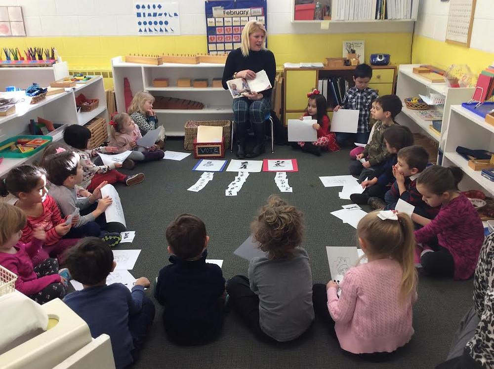 Occupation Week, Montessori Learning Center Ridgewood