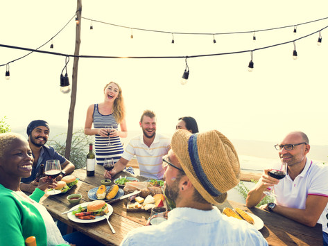 How To Manage Family, Friends and Politics this Summer by Konstantin Lukin, Ph.D.