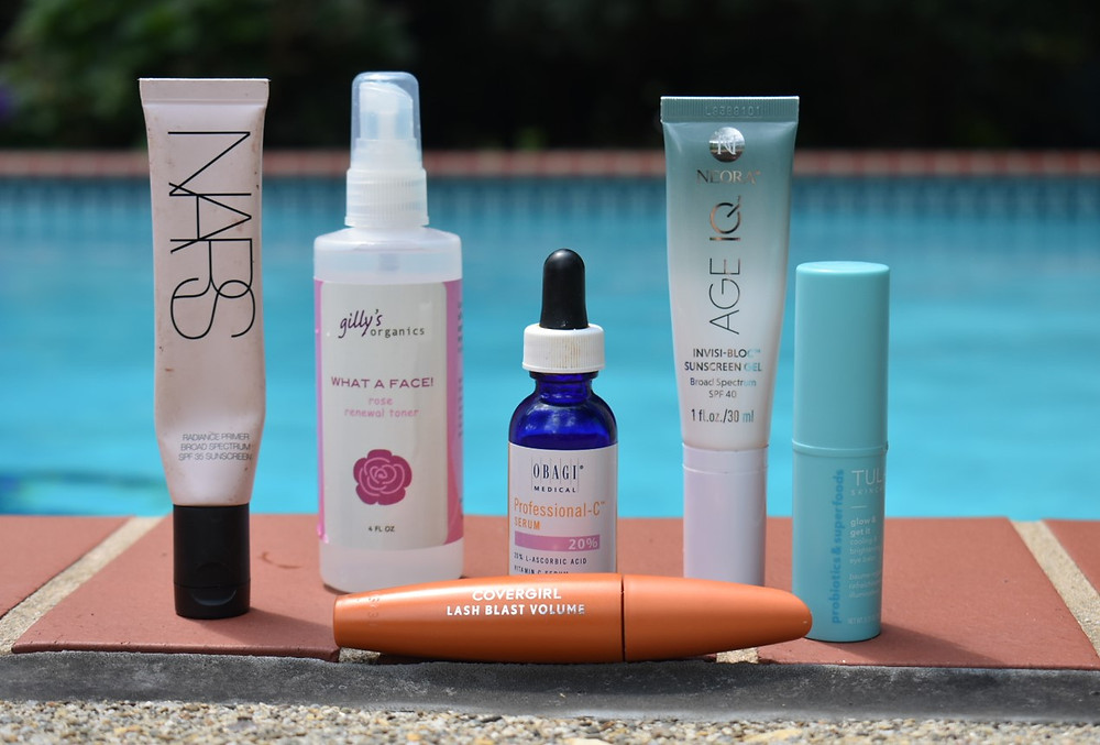 6 Beauty Products I Got Hooked on This Summer by Liza Fonti, Bergen County Moms