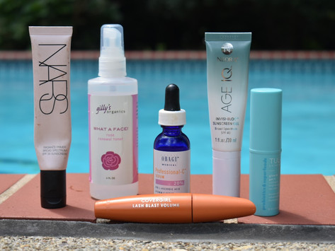 6 Beauty Products I Got Hooked on This Summer by Liza Fonti