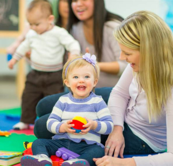 NEW Mommy & Me Class Starts Wednesday, September 17th, Montessori Learning Center Ridgewood NJ