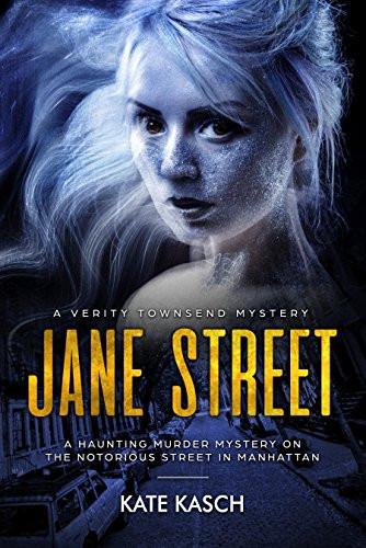 Kate Kasch's Debut Novel, Jane Street, Ridgewood Moms