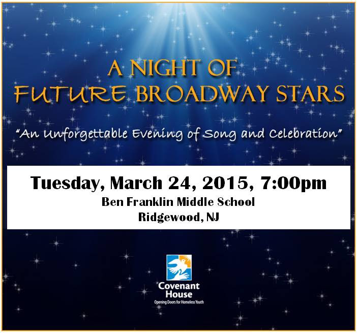 A Night of Future Broadway Stars!, Ridgewood Moms