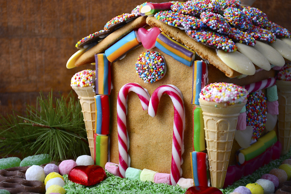 Gingerbread House Fail by Noreen Heffernan, Ridgewood Moms