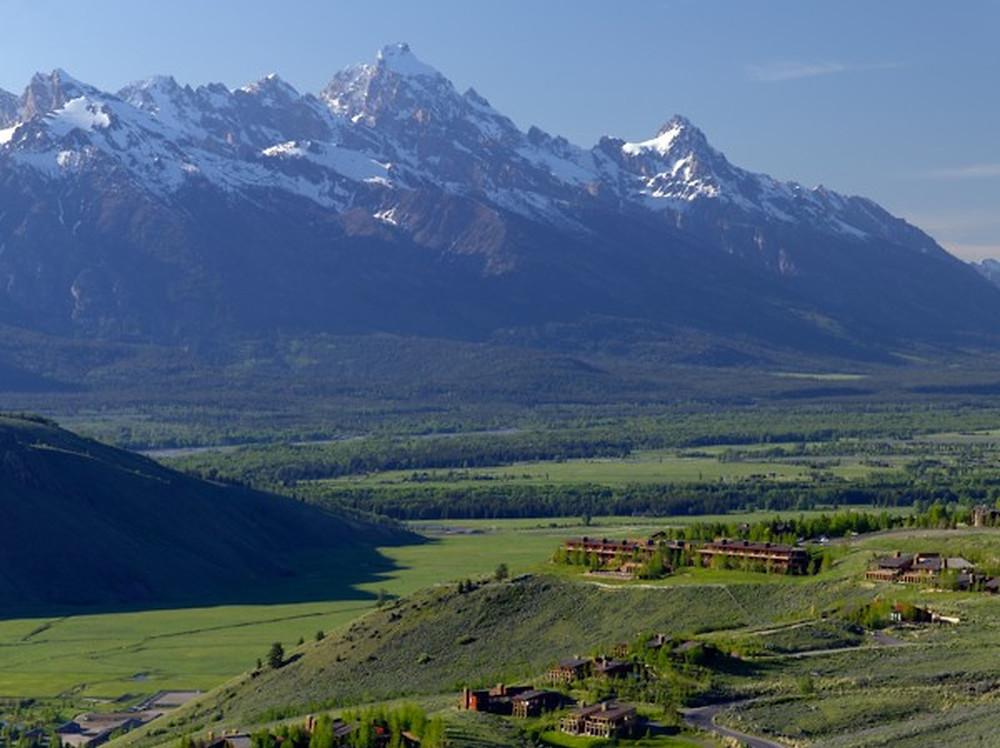 6 Incredible USA Resorts: #6 Amangani in Jackson Hole, Wyoming, Bergen County Moms
